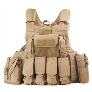 101 INC. Raptor Tactical Vest sand