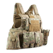 101 INC. Raptor Tactical Vest DTC Multi