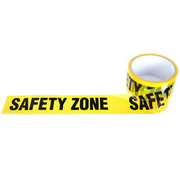 101 INC. Absperrband 30 Meter SAFETY ZONE