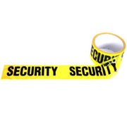 101 INC. Absperrband 30 Meter SECURITY