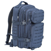 Brandit US Cooper Rucksack Lasercut medium navy