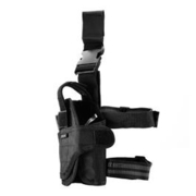 101 INC. Adjustable Holster schwarz