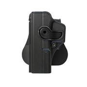 IMI Defense Level 2 Holster Kunststoff Paddle für G 17/22/28/31/34 Links schwarz