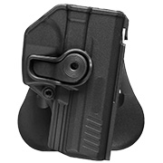 IMI Defense Level 2 Holster Kunststoff Paddle für H&K P30 schwarz