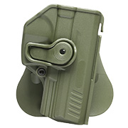 IMI Defense Level 2 Holster Kunststoff Paddle für H&K P30 OD