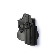 IMI Defense Level 2 Holster Kunststoff Paddle für H&K 45/45C schwarz