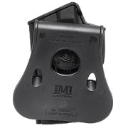 IMI Defense Level 2 Holster Kunststoff Paddle für H&K USP / P8 9mm schwarz