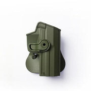 IMI Defense Level 2 Holster Kunststoff Paddle für H&K USP .45 OD