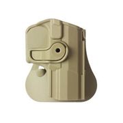 IMI Defense Level 2 Holster Kunststoff Paddle für Walther PPQ tan