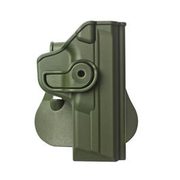 IMI Defense Level 2 Holster Kunststoff Paddle für S&W M&P FS/Compact OD