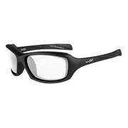 Wiley X Brille Sleek matt schwarz klar