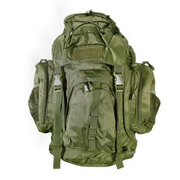 Defcon 5 Tactical Assault Rucksack Hydro 50L oliv