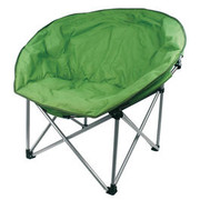 Highlander Relaxsessel Faltbar Moon Chair Grün