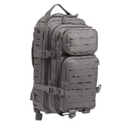 Mil-Tec Rucksack US Assault Pack Laser Cut small 20L Urban grey