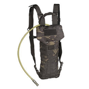 Mil-Tec Hydration Pack Laser Cut 2,5 L multitarn black