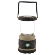 Robens LED-Laterne Lighthouse 1000 Lumen braun wiederaufladbar