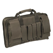 Mil-Tec Pistolentasche Tactical Pistol Case Large oliv
