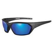 Wiley X Brille Ignite blau verspiegelt polarisiert