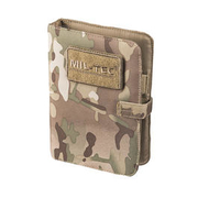 Mil-Tec Tactical Notizbuch Small multitarn