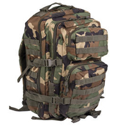 Mil-Tec Rucksack US Assault Pack LG 40 Liter woodland