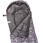 Mil-Tec Steppdeckenschlafsack Basic tiger night