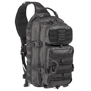 Mil-Tec Rucksack One Strap Assault Pack large 29 Liter tactical black