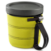 GSI Outdoors Becher Fairshare Mug II 1 Liter grün
