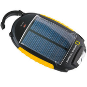 National Geographic 4-in-1 Solarlampe und Ladegerät