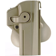IMI Defense Level 2 Holster Kunststoff Paddle für CZ P-09 / Shadow 2 Tan