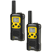 National Geographic Funkgeräte Kids Walkie Talkies 2er Set