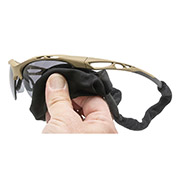Swiss Eye Brillenband E-Tac Headband multifunktional schwarz