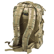 Mil-Tec Rucksack US Assault Pack II 40 Liter multitarn