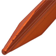 Basic Nature Zelthering Y-Stake 23 cm orange 5er Pack