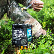 Tactical Foodpack Outdoor Mahlzeit Hühnchen mit Nudeln