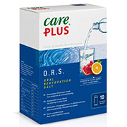 Care Plus Elektrolytmischung O.R.S. 10 Beutel Granatapfel/Orange