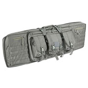 Nuprol 46 Zoll / 117 cm PMC Deluxe Soft Rifle Bag / Gewehr-Futteral grau