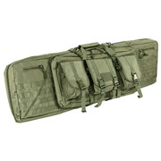 Nuprol 46 Zoll / 117 cm PMC Deluxe Soft Rifle Bag / Gewehr-Futteral oliv