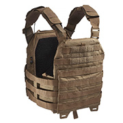 Tasmanian Tiger Plattenträger Plate Carrier MKIV coyote brown