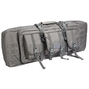 Nuprol 36 Zoll / 92 cm PMC Deluxe Soft Rifle Bag / Gewehr-Futteral grau