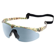 Nuprol Battle Pro Protective Airsoft Schutzbrille camo / rauch