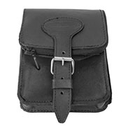 Basic Nature Gürteltasche Belt Safe 10 x 14 cm schwarz