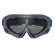 Nuprol Brille Pro Mesh Eye Protection Airsoft Gitterbrille grau