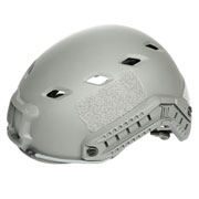 nHelmet FAST BJ Standard Railed Airsoft Helm mit NVG Mount Foliage Green