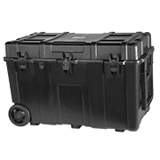 Nuprol Kit Box / Ultimate Hard Case Transport-Trolley 86 x 46 x 53 cm schwarz