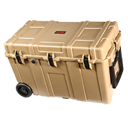 Nuprol Kit Box / Ultimate Hard Case Transport-Trolley 86 x 46 x 53 cm tan