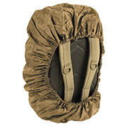 Mil-Tec Rucksackbezug Assault Pack large coyote wasserdicht