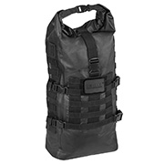 Mil-Tec Rucksack Tactical Backpack Seals Dry-Bag 35 Liter MOLLE schwarz wasserfest