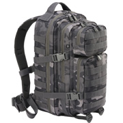 Brandit Rucksack US Cooper medium 25 L grey camo