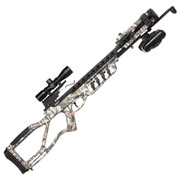Man Kung Compound Armbrust Fighter XB86 185 lbs Komplettset Forest Camo