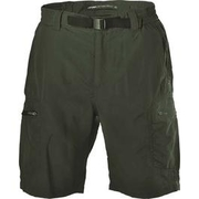Tindra Hinxhill Men's Shorts, Green Ash